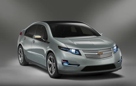 Photo of Chevrolet Volt